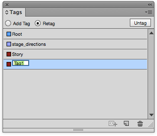 Create XML from InDesign
