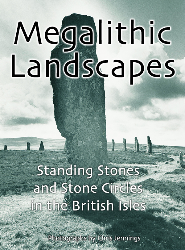 Cover image. This photograph is of the Ring of Brodgar, Orkney Mainland