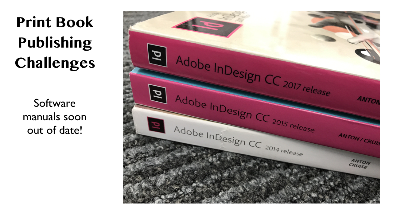 InDesign CC multiple books for multiple versions